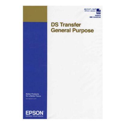 Picture of EPSON SUBLI-PAPER (A3 100sh.) 42x29.7cm - 87gr.