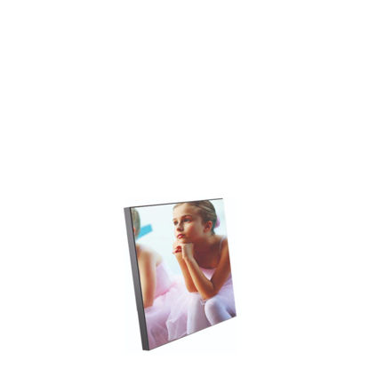 Picture of WOODEN PHOTO PA.- GLOSS WH.- 15x15