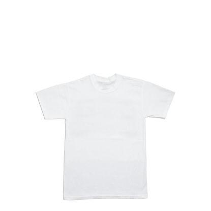 Εικόνα της Cotton T-Shirt (KIDS 3-4 years) WHITE 150gr