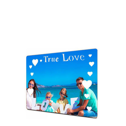 Picture of HB - PHOTO FRAME Heart&Love (20x27cm-5mm)
