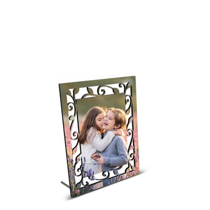 Picture of HB - PHOTO FRAME leaf (18x24cm-5mm)