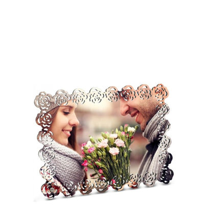 Picture of HB - PHOTO FRAME circles (18x24cm-5mm)