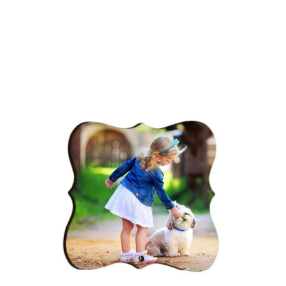Picture of HB - PHOTO FRAME Square clover (20x20cm) 5mm