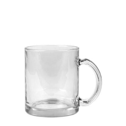 Εικόνα της MUG GLASS - 11oz Clear