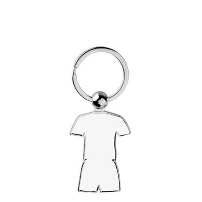 Εικόνα της KEY-RING - METAL (T-Shirt + Short)