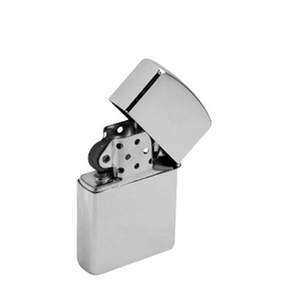 Picture of Lighter (Metal silver) full