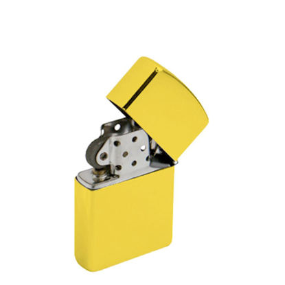 Picture of Lighter (Metal gold) full