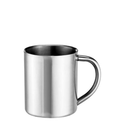 Picture of STAINLESS ST. MUG 11oz - SILVER