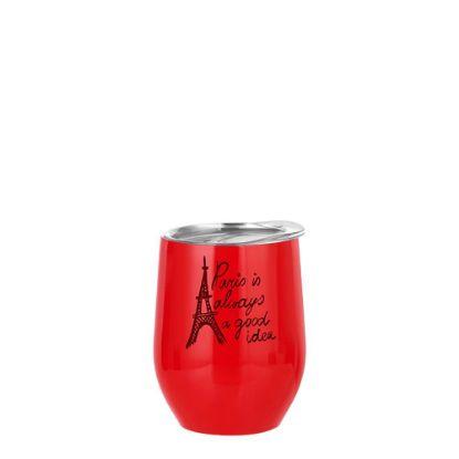 Εικόνα της Stemless Cup 12oz (Red)