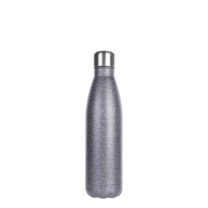 Εικόνα της Bowling Bottle 500ml (Glitter Silver)