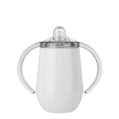 Εικόνα της SIPPY CUP INSULATED with Spout - 300ml WHITE