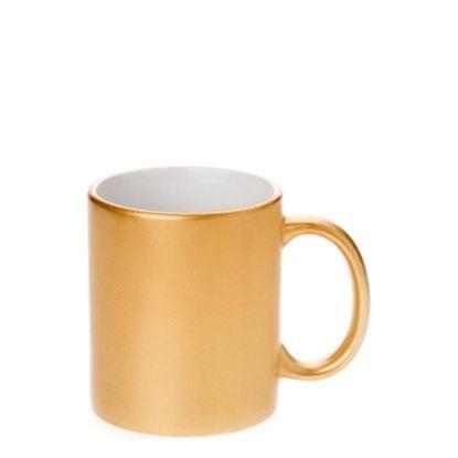Εικόνα της MUG 11oz - METALLIC - GOLD
