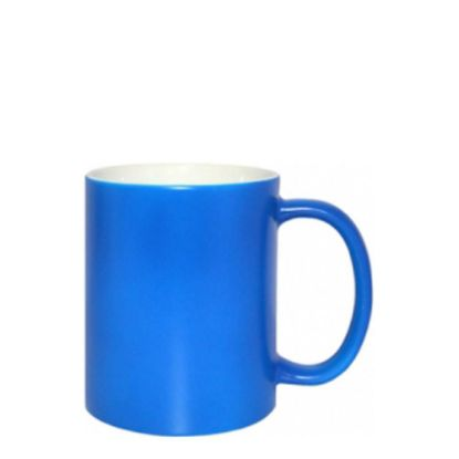 Εικόνα της MUG 11oz (SPARKLING) BLUE ROYAL