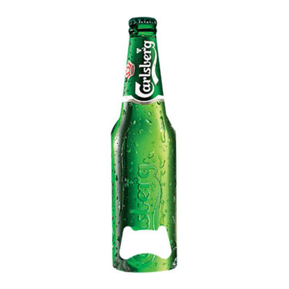 Εικόνα της BOTTLE OPENER (METAL white) bottle