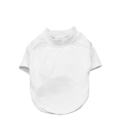 Picture of PET CLOTH - T-Shirt (S) WHITE