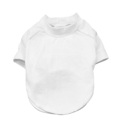 Picture of PET CLOTH - T-Shirt (M) WHITE