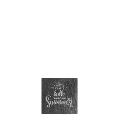 Εικόνα της SLATE for ENGRAVING (SQUARE) coaster 10x10