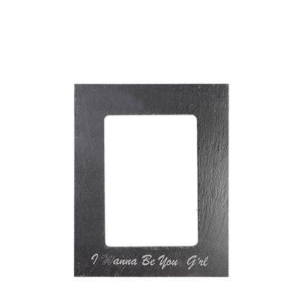 Εικόνα της SLATE for ENGRAVING (PH. FRAME) rectan. 26x21