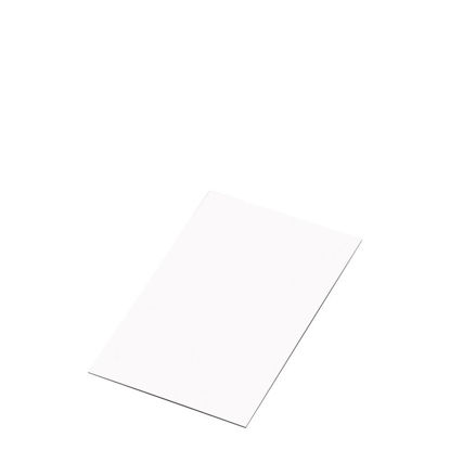 Εικόνα της BIG PANEL- ALUMINUM GLOSS white (30.48x60.96) 0.76mm
