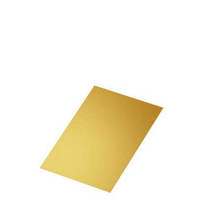 Εικόνα της BIG PANEL- ALUMINUM GLOSS gold (60x120) 0.76mm