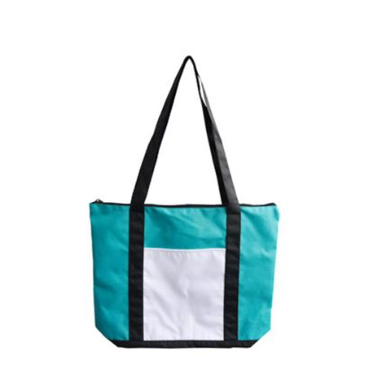 Picture of BAG - SHOPPING (Mummy Bag) GREEN