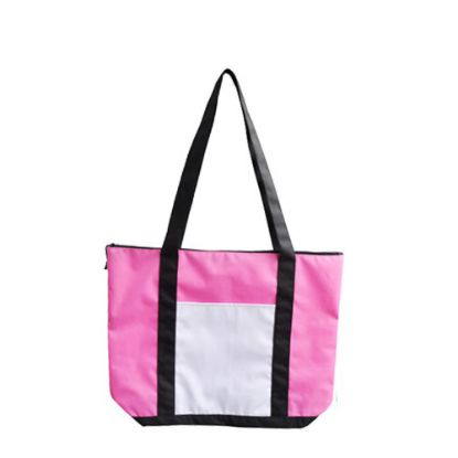 Picture of BAG - SHOPPING (Mummy Bag) PINK
