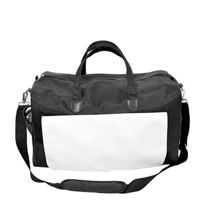 Picture of GYM BAG large (25x30x50cm)  BLACK