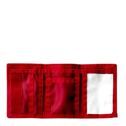 Εικόνα της WALLET - NYLON (12x8cm) RED