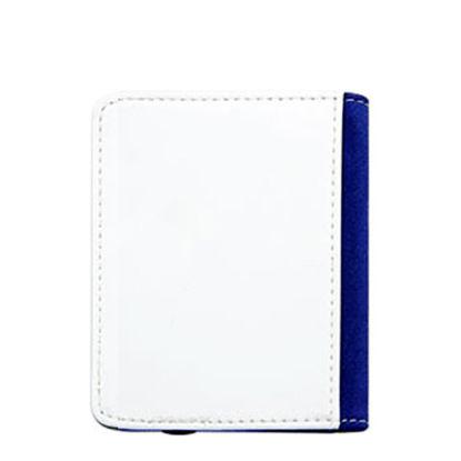 Εικόνα της CARD HOLDER 2sided-20pcket (FLEXI) BLUE
