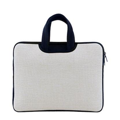 """Εικόνα της Laptop/Tablet Bag 14"""" (Linen) with Handle"""