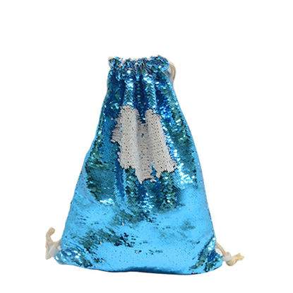 Picture of GYM BAG sequin (BLUE) 35x45