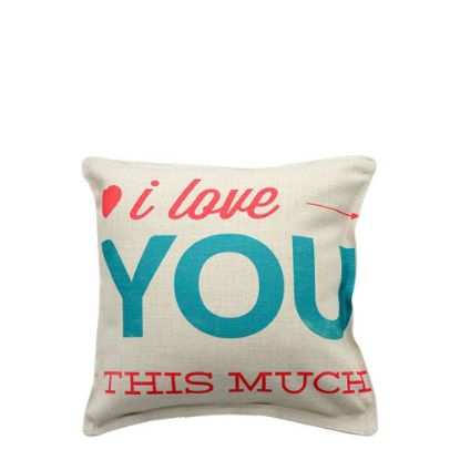 Picture of PILLOW - COVER (LINEN) 20x20cm