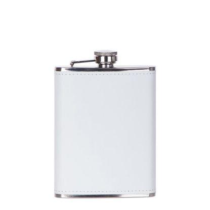 Εικόνα της Flask 8oz PU (White)