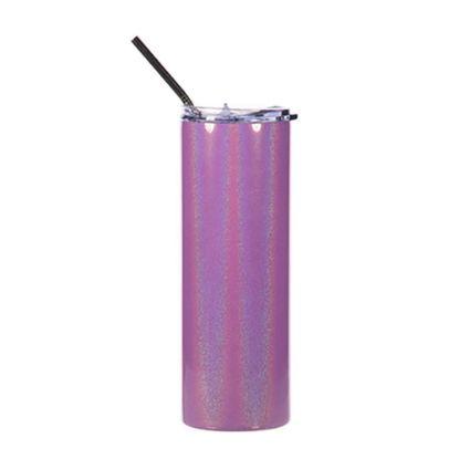 Εικόνα της Skinny Tumbler 20oz (Sparkling Purple)