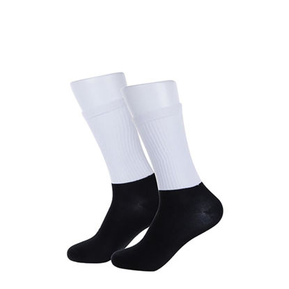Picture of SOCKS (ADULTS) ATHLETIC BLACK sole-20x25