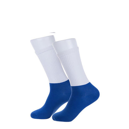 Picture of SOCKS (ADULTS) ATHLETIC BLUE sole-20x25