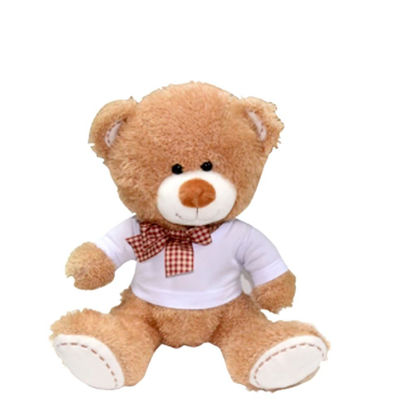 Picture of TEDDY BEAR - 32 cm (with T-Shirt)