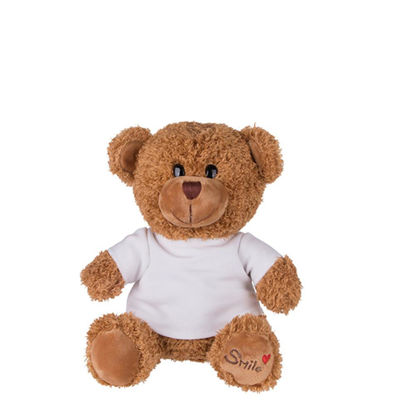 Picture of TEDDY BEAR - 23 cm (with T-Shirt)