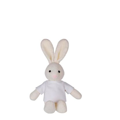 Picture of RABBIT WHITE - 22cm (with T-Shirt)