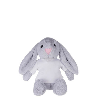 Picture of BUNNY GREY- 22cm (with T-Shirt)