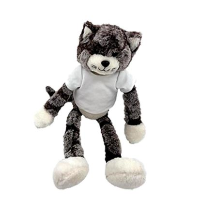 Picture of TEDDY CAT- 26 cm (withT-Shirt)