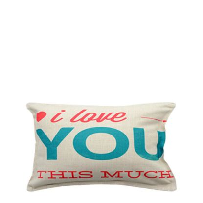 Picture of PILLOW - COVER (LINEN) 29x41cm