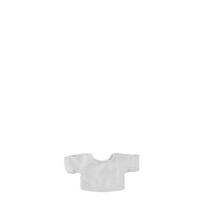 Picture of TEDDY BEAR T-SHIRT 18cm (WHITE)