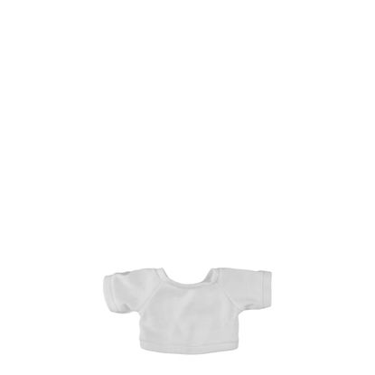 Picture of TEDDY BEAR T-SHIRT 32cm (WHITE)