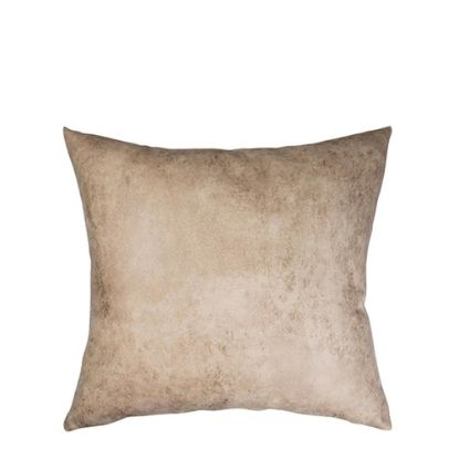 Picture of Pillow Cover (40x40cm) Leathaire Brown