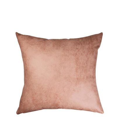 Picture of Pillow Cover (40x40cm) Leathaire Red Purple