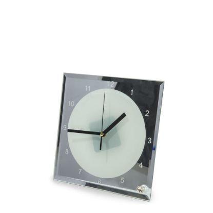 Εικόνα της GLASS FRAME - 5mm - CLOCK 20cm