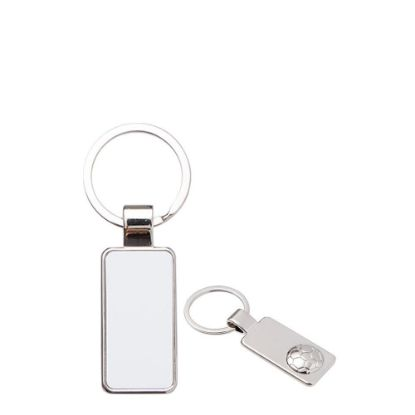 Picture of KEY-RING METAL 2.2x5.5cm (Football back)