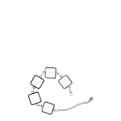 Picture of BRACELET Chained with 5 Diamonds