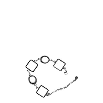 Picture of BRACELET Chained with 3 Diamonds